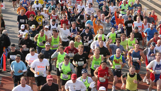 Are you planning to run a marathon this year?