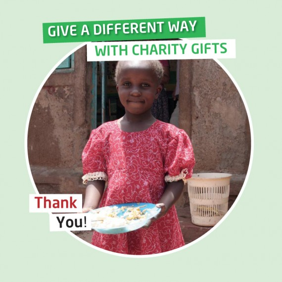 karibuni cgharity gifts_Your gift will provide Nursery fees, breakfast and lunch for a child for one year