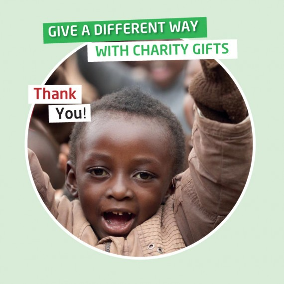 Kribuni charity gifts - Your gift will provide fees for a child in Nursery school for one year