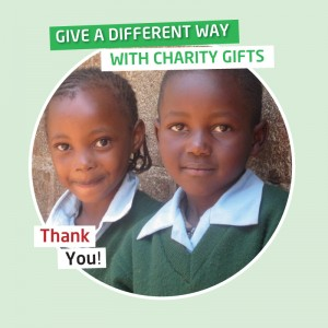 Karibuni charity gifts - A child's Primary School Uniform