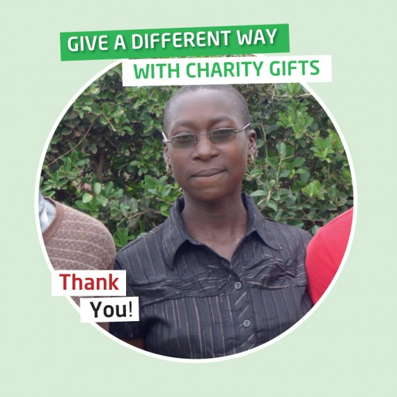 Karibuni charity gifts - Your gift will cover accommodation costs for a degree course for one year