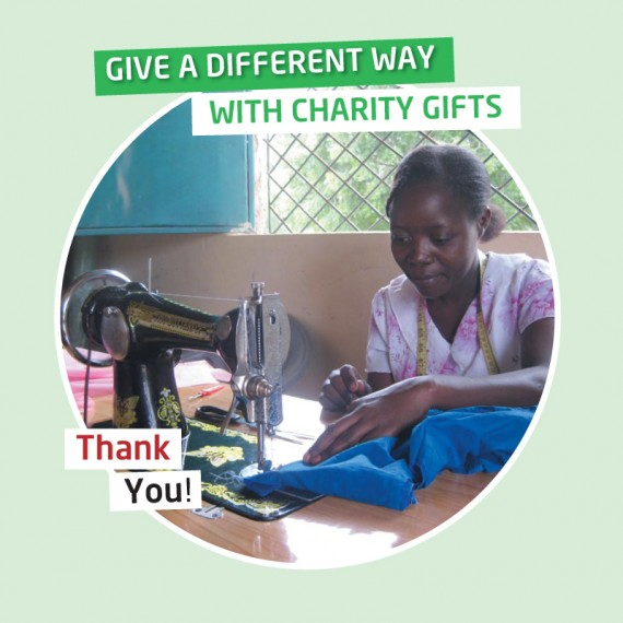 Karibuni charity gists - start up kit