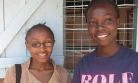 Kenyan Child Sponsorship