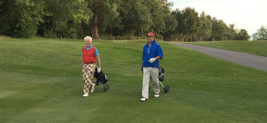 Everyone at our Golf Day had a great time on Tuesday