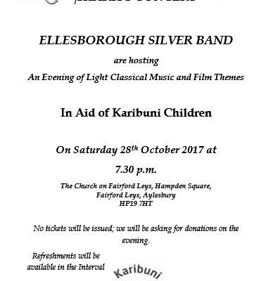 Ellesborough Silver Band Concert