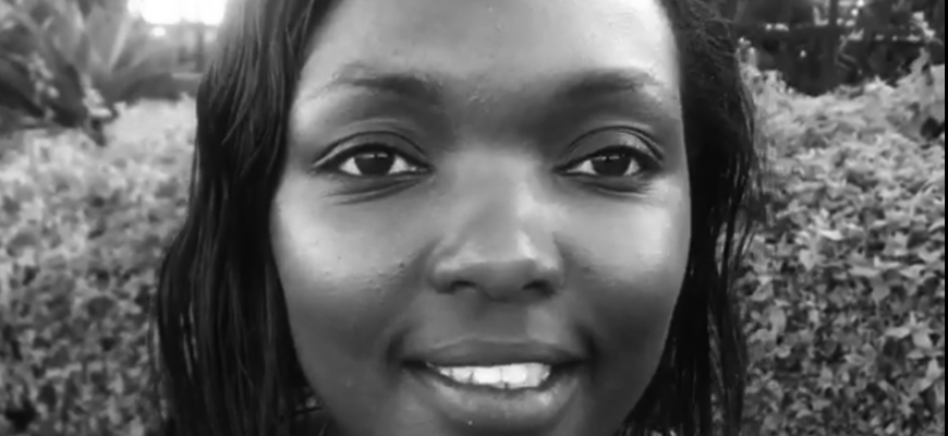 Mercy Kendi, Senior Social Worker, Meru Township Project